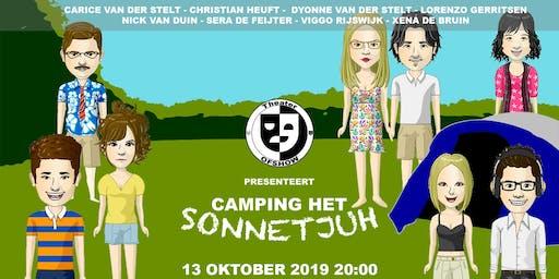 Theater OFSHOW presenteert: Camping Het Sonnetjuh