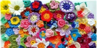 Crochet Flowers Workshop