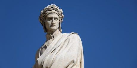 Paolo VI e Dante biglietti