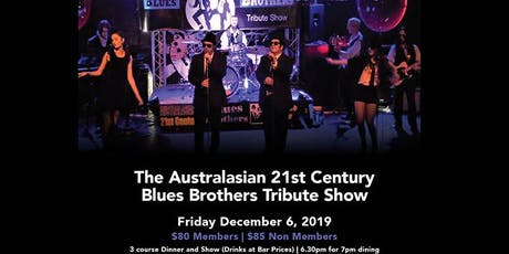 Blues Brothers Tribute  - Clubhouse Soiree tickets