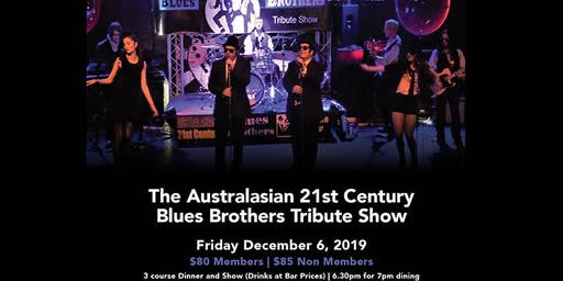 Blues Brothers Tribute  - Clubhouse Soiree