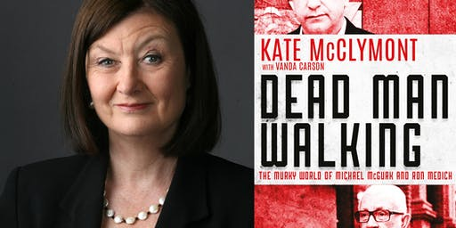 AN EVENING WITH KATE MCCLYMONT