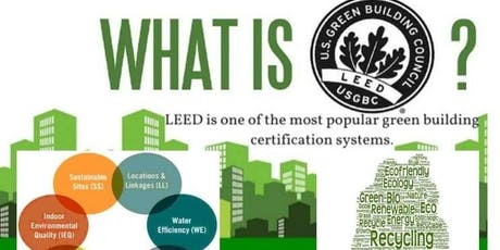 LEED GA Exam Preparation Training tickets