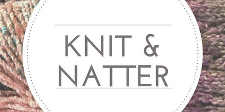 Knit, Crochet & Natter - FREE WORKSHOP tickets