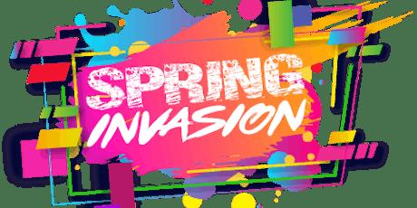 Spring Invasion 2019 Vol.1 Tickets