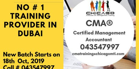 CMA  PART 1 - Exam Preparation with Free Easy pass sessions in  DXB & SHJ tickets