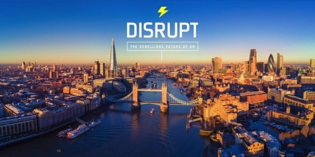 DisruptHR London #16 or #17  tickets