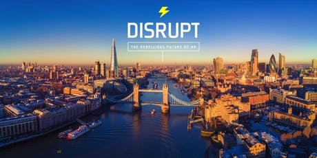 DisruptHR London #18 tickets