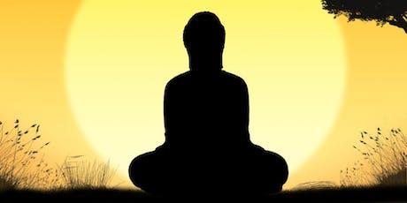 Meditación entradas