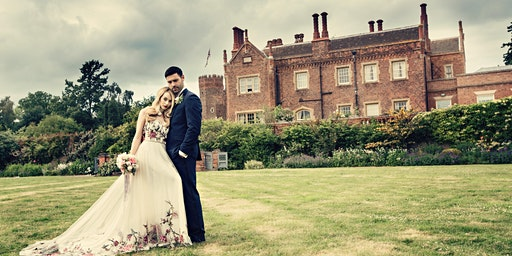 Hodsock Priory Wedding Fair - Spring 2020