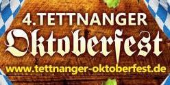 4. Tettnanger Oktoberfest - Freitag, 18.10.2019