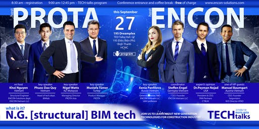Next Generation [structural] BIM tech: what is it?