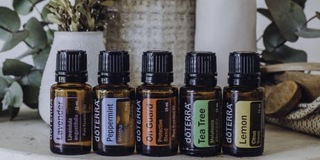 Natures Solutions for Empowered Health with doTerra Essential Oils tickets