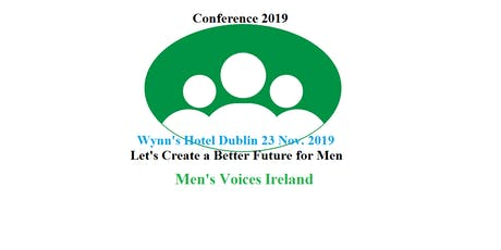 Let's Create a Better Future for Men tickets