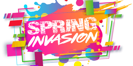 Spring Invasion 2019 Vol.2