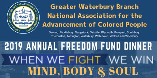 2019 Annual Greater Waterbury NAACP Freedom Fund D