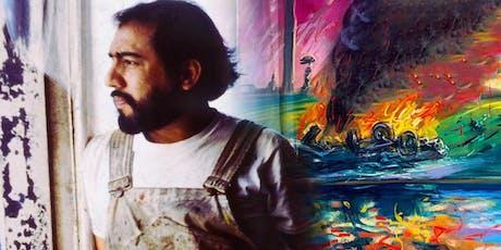 OC Film Fiesta: Carlos Almaraz: Playing with Fire tickets