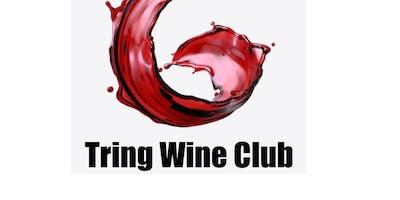 Tring Wine Club - Italian Wine Tasting