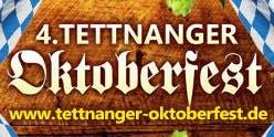 4. Tettnanger Oktoberfest - Samstag, 19.10.2019
