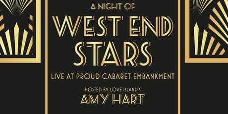Live at Proud Cabaret Embankment  tickets
