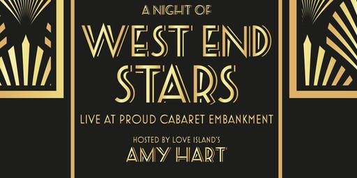 Live at Proud Cabaret Embankment