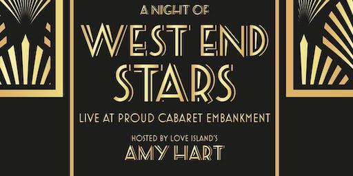 Live at Proud Cabaret Embankment