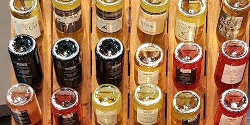 Weinseminar: Rosé - Farbenspiele im Glas