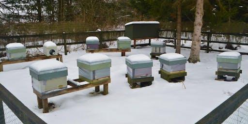 Winter Hive Preparation Workshop