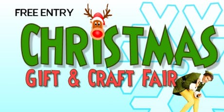 Christmas gift and craft fair tickets