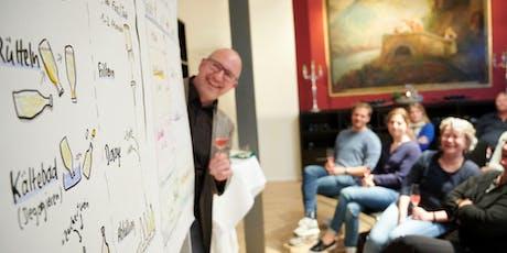 Weinseminar: Das große Prickeln - Schaumwein in aller Munde Tickets