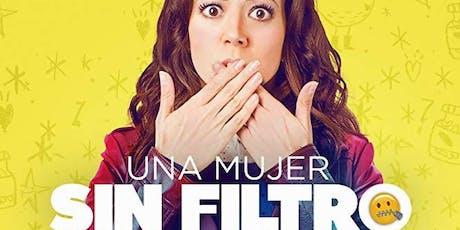 OC Film Fiesta: Una Mujer Sin Filtro tickets
