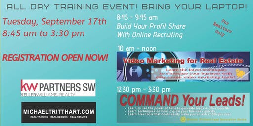 Copy of Video Marketing for Real Estate & Command Your Leads