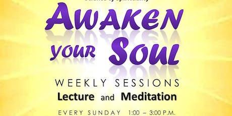 Awaken Your Soul tickets