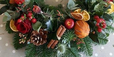 Plaistow  Christmas Wreath Workshop