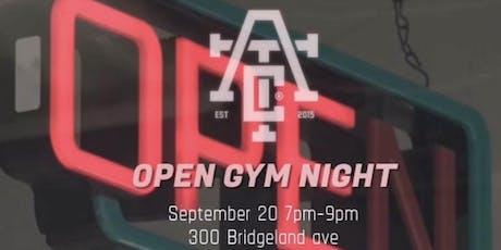 APEX OPEN GYM NIGHT  tickets