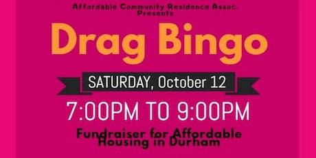 ACRA's 1st Drag Bingo tickets