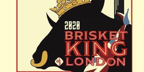 BRISKET KING LONDON 2020 tickets