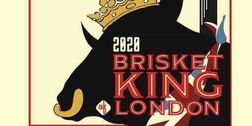 BRISKET KING LONDON 2020