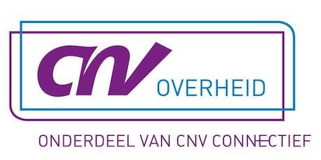 Bijeenkomst voor CNV Overheid in Zeeland, Goes tickets