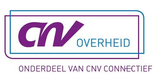 Bijeenkomst voor CNV Overheid in Zeeland, Goes
