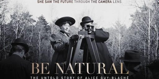 OC Film Fiesta: Be Natural: The Untold Story of Alice Guy-Blaché