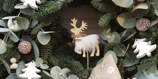 Dunsfold Wreath Workshop 2019