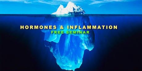Hormones, Fatigue & Inflammation: Free Seminar tickets