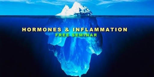 Hormones, Fatigue & Inflammation: Free Seminar