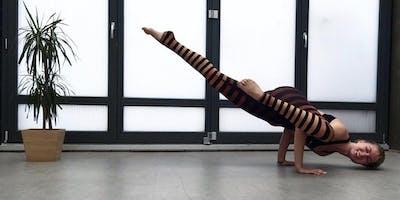 Stråla Yoga mit Alex