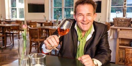 Lachen und Weine: Ein Abend mit Wein-Kabarettist Ingo Konrads Tickets