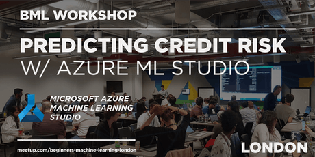Predict Customer Credit Risk with Azure Machine Learning Studio tickets