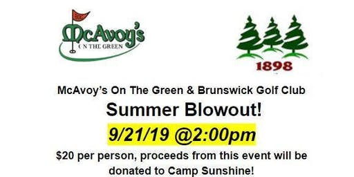 McAvoy's and BGC Summer Blowout