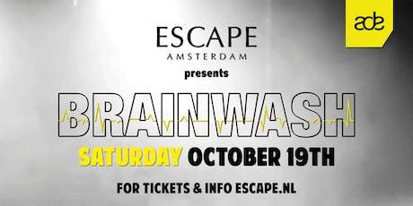 Brainwash ADE Edition tickets