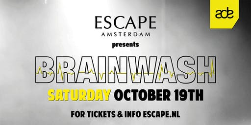 Brainwash ADE Edition